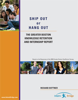 Greater Boston Knowledge Retention and Internship Report